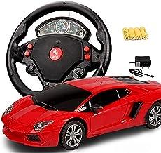 Amitasha Steering Control Sports Racing RC Car Toy for Kids