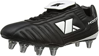 Kooga warrior LCST rugby boot [black/White]