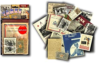 Resources For Teaching Americans in England During World War 2 - Memorabilia Pack