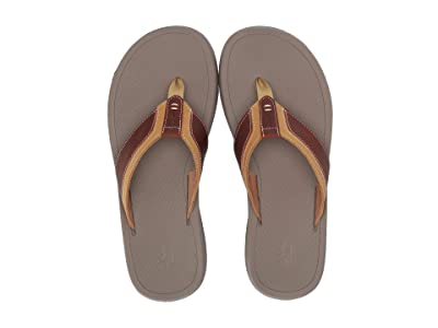 Chaco Playa Pro Leather (Tan) Men