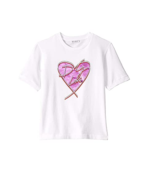 Dolce & Gabbana Kids D&G Love T-Shirt (Little Kids)