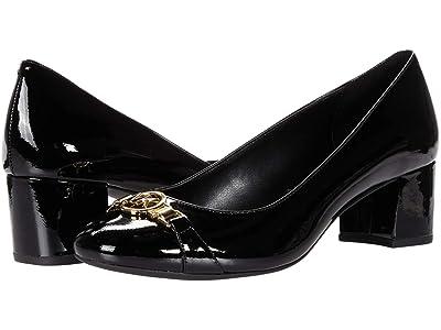 MICHAEL Michael Kors Hattie Pump (Black) Women
