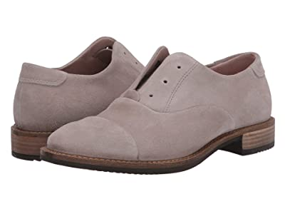 ECCO Sartorelle 25 Tailored Slip-On (Grey Rose) Women