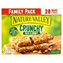 Nature Valley Crunchy Oats & Honey Cereal Bars Family Size 10x42g