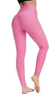 Pau1Hami1ton Damen Leggings, Sporthose Fitnesshose Training Laufhose Sport Tights Hohe Taille Yogahose, GP-11