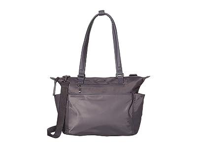 Baggallini Bowery Tote (Smoke) Handbags