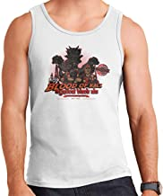 NBUQSG Indiana Jones Blood of Kali Mystical Black Ale Temple of Doom Men's Vest