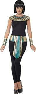 egyptian belt and collar