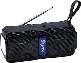 $39 » Sponsored Ad - Apolinar Solar Bluetooth Speaker with FM Radio, Waterproof IPX6, Portable Outdoor Wireless Bluetooth 5.1 Sp...