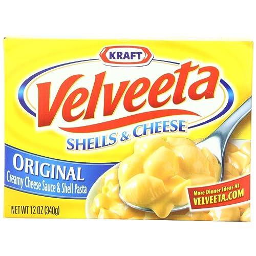 Velveeta Shells and Cheese, Original 12oz - (Pack of 3)