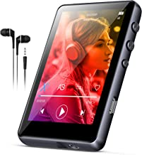 Sponsored Ad - 32GB MP3 Player with Bluetooth 5.0, Music Player with 2.4inch Full Touch Screen, HiFi Lossless Sound, FM Ra... photo