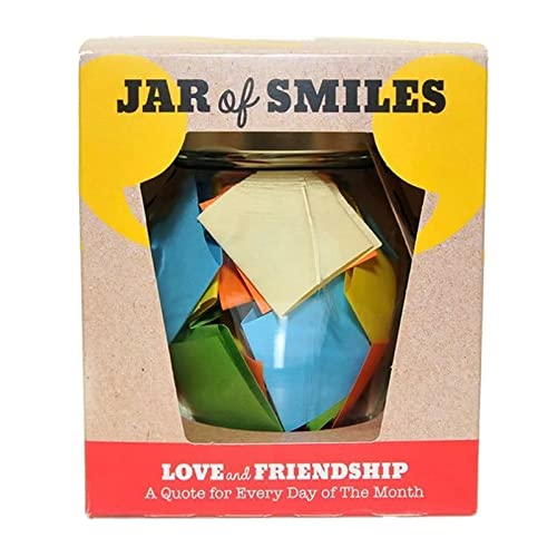 Love Friendship In A Jar Month Of Thoughtful Happy Quotations For Your Friends