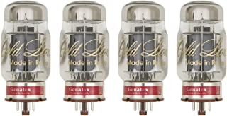 Genalex Gold Lion KT88 Power Vacuum Tube, Platinum Matched Quad, Pack of 4
