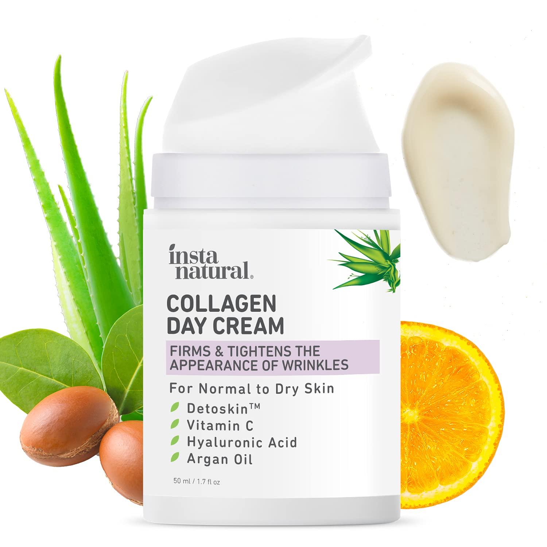 Collagen Face Cream - Anti Fi Facial Moisturizer Popular Aging Daytime Opening large release sale