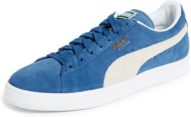 PUMA Select Men's Suede Classic Plus Sneakers: Puma: Shoes
