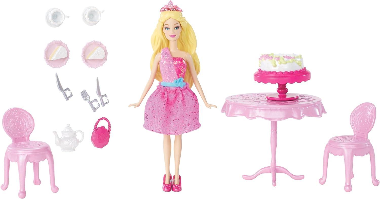 Barbie The Princess and The Popstar MiniDoll Scene Tori Doll