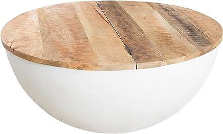Suchergebnis Auf Amazon De Fur Couchtisch Rund Holz Kuche