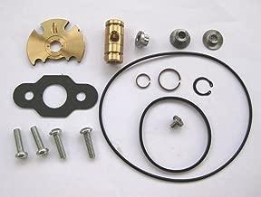 Abcturbo Turbocharger Repair Kit Rebuild Kit GT17 GT1752S VNT15 GT1544S GT1549S GT1749V GT1849V GT1852V GT20 GT20V GT2056V GT2052S GT22V GT2256V GT2260V GT23V GT25V GT2538C for Garrett GT Serial Turbo