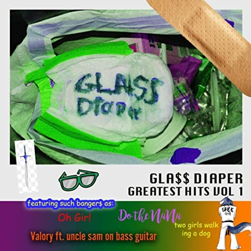 Two Girls One Dog By Glass Diaper On Amazon Music