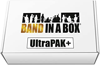 Band-in-a-Box 2019 UltraPAK+ [Windows USB Hard Drive] - Create your own backing tracks