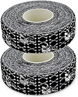 AITIME 2 Rolls Ice Hockey Tape, Cloth Tape Wrapping Hockey Stick, Sports Tape 1 Inch Wide, 27 Yards Long