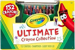 Crayola Ultimate Crayon Collection, 152 Pieces - Multicolour