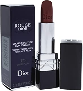 Christian Dior Rouge Dior Couture Colour Comfort & Wear Lipstick - # 976 Daisy Plum 3.5g/0.12oz