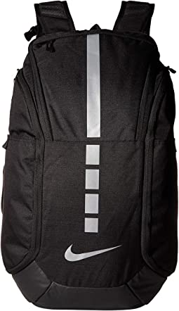 Nike hoops elite max air team backpack anthracite black metallic ... 932ef1cbf77d2