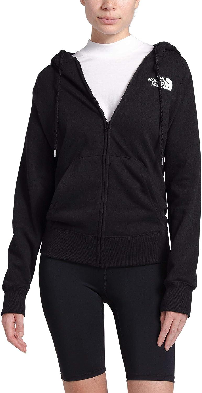 The North Face Women's Half Dome Full Zip Hoodie Sweatshirt