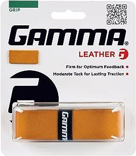 Best gamma sports tennis racquet leather replacement grip Reviews