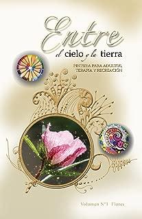 Entre El Cielo y La Tierra: Pintura para adultos; terapia y recreación (Spanish Edition)