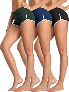 Women's Workout Yoga Gym Shorts