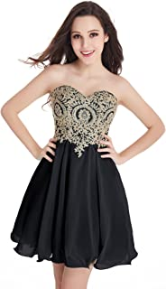 Best black short prom dresses 2018 Reviews