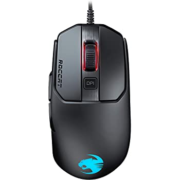 Kain 120 Aimo RGB PC Gaming Mouse - Black