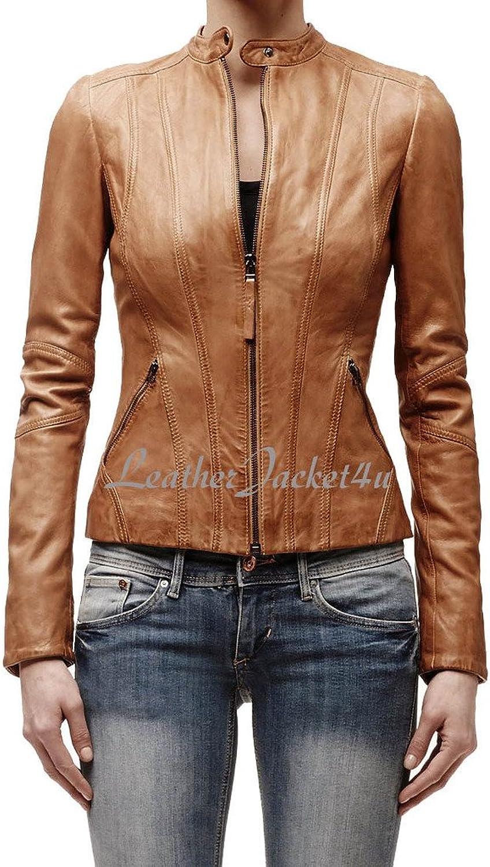 LeatherJacket4u Women Leather Jacket 37