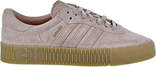 adidas Originals Women's Sambarose Low Top Sneakers