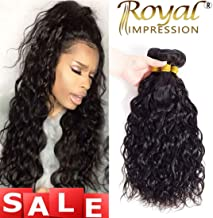 10A Brazilian Natural Wave Human Hair 3 Bundles (10