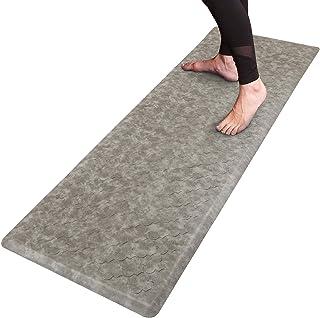 Pauwer Übergroße Anti-Ermüdungs-Komfortmatte für Küche, Bodenstehend, Schreibtisch,..