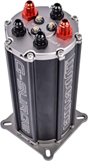 FITech Fuel Injection 40008 HyperFuel Dual Pump G-Surge Tank Requires External F