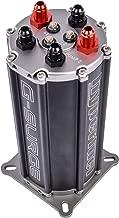 FITech Fuel Injection 40008 HyperFuel Dual Pump G-Surge Tank Requires External F