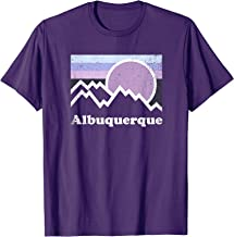 Albuquerque New Mexico gift souvenir retro vintage T-Shirt