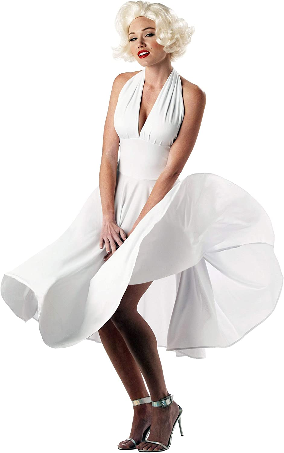 Bargain Marilyn Monroe Costume Dress Clearance SALE Limited time