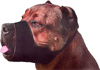 Quick Fit Nylon Dog Muzzle, X-Large Fits Snout Size 10.5