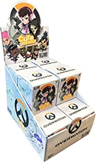 Cute But Deadly Overwatch Series 3 Figure Complete Display Box of 12