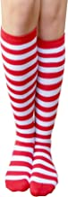 AM Landen Women Casual Knee High Tube Socks Mid-Calf Socks Costume Cosplay Socks Girls Novelty Socks