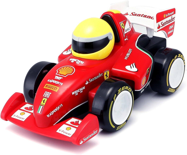 BB Junior Play & Go Ferrari Drifters Formula Car