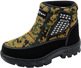 Men Boots Shoes Poundy Waterproof Snow Boots Hiking Boot Mens Shoes Shoes
