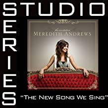 meredith andrews new song we sing