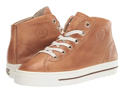 Paul Green Bronte Sneaker (Cuoio Leather) Women