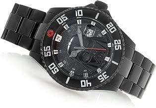 Invicta Star Wars Limited Edition Darth Vader Mens Automatic 47mm Black Case Grey Dial (Model: 27165)